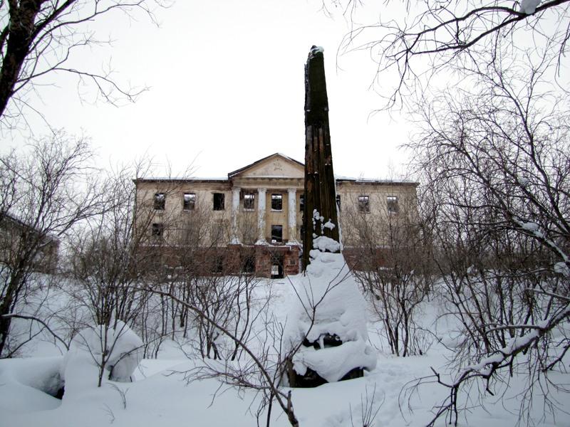 Дом отдыха Рудника