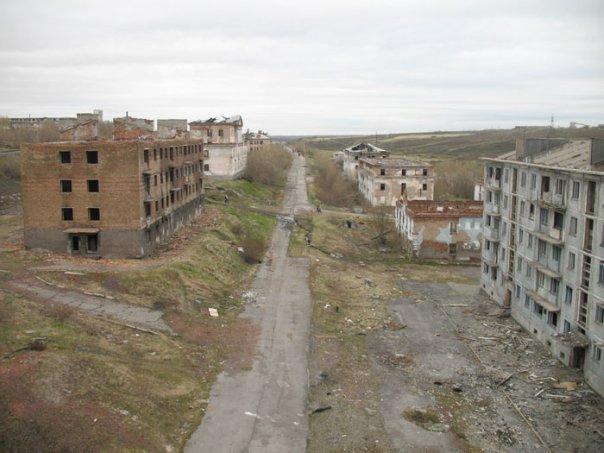 Пустые улицы