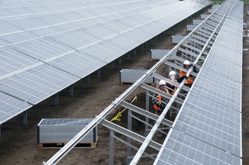 Развитие альтернативной энергетики в Европе