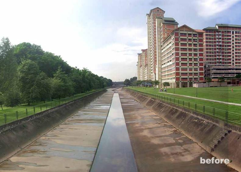 Сингапурская река Каланг
