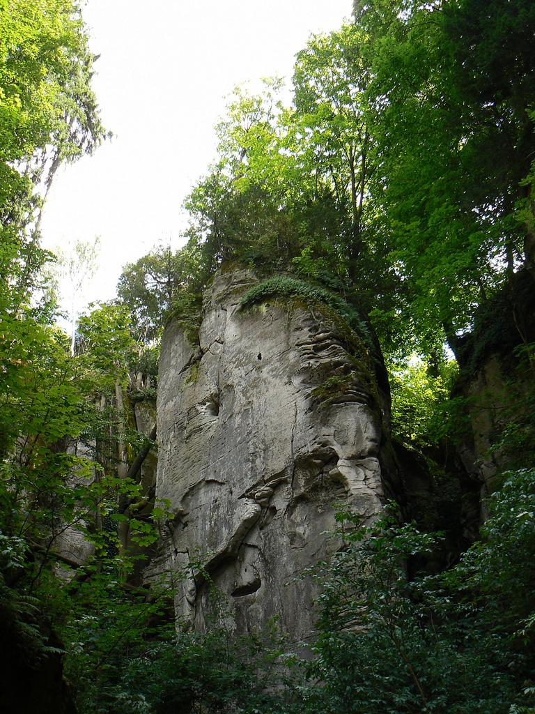 Скальные города Чехии