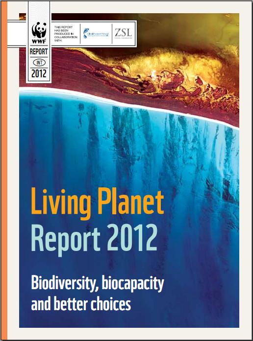 Живая планета - 2012