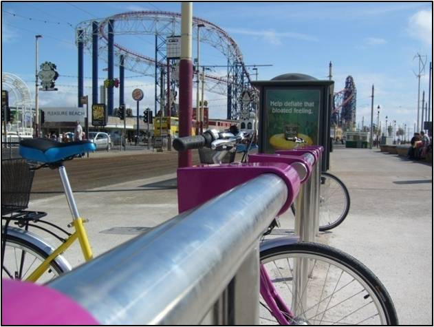 Аренда велосипедов (велошэринг)