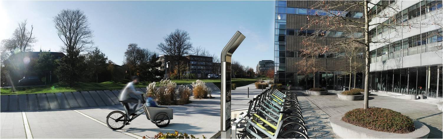 Развитие велосипедной культуры и инфраструктуры в Дании