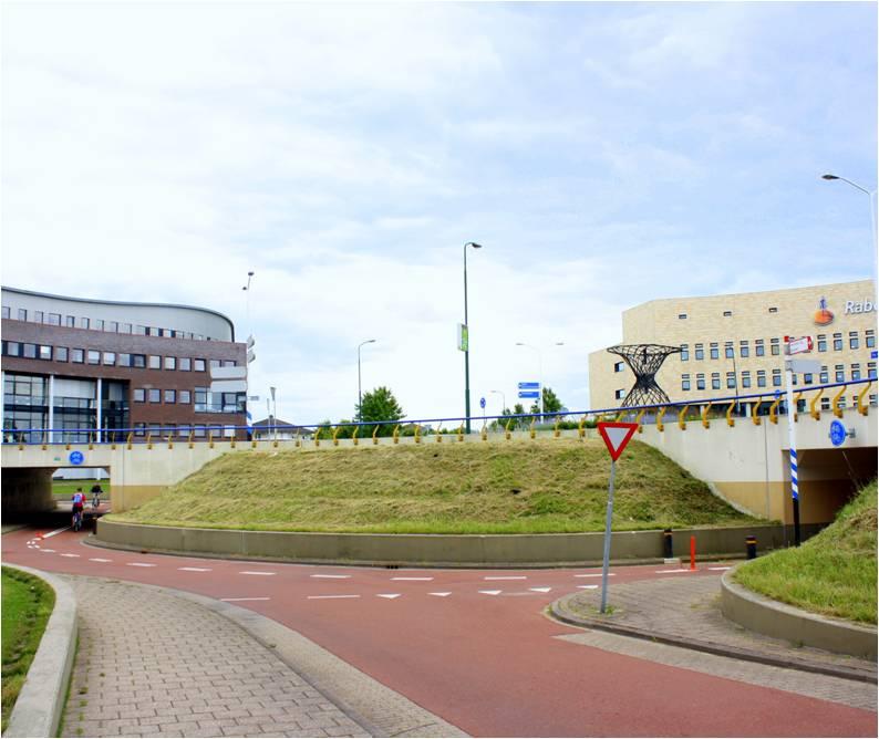 Велосипедные магистрали Хаутен