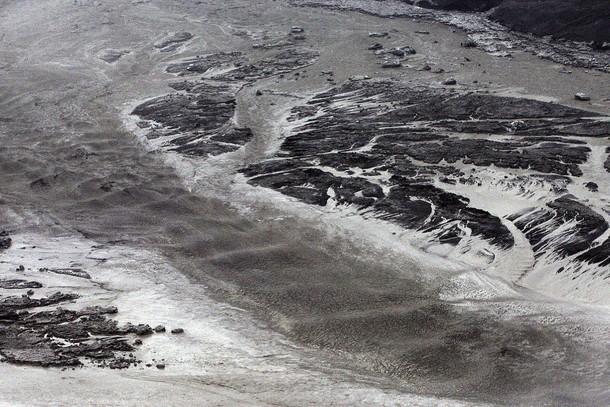 Извержение вулкана Eyjafjallajokull