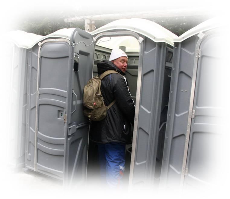 Туалет в Ванкувере