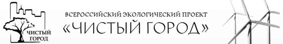 III Всероссийский экологический проект Чистый город