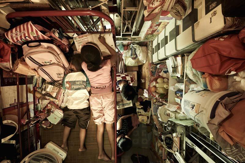 Квартиры Гонконга