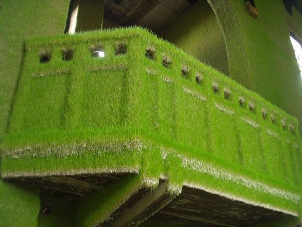 Зелёная церковь