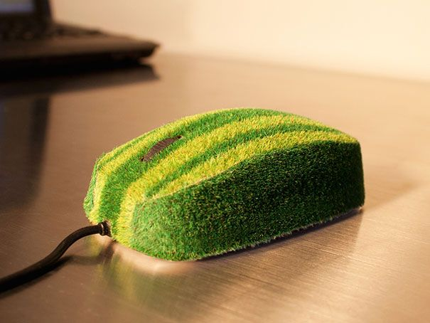 Зелёная мышка