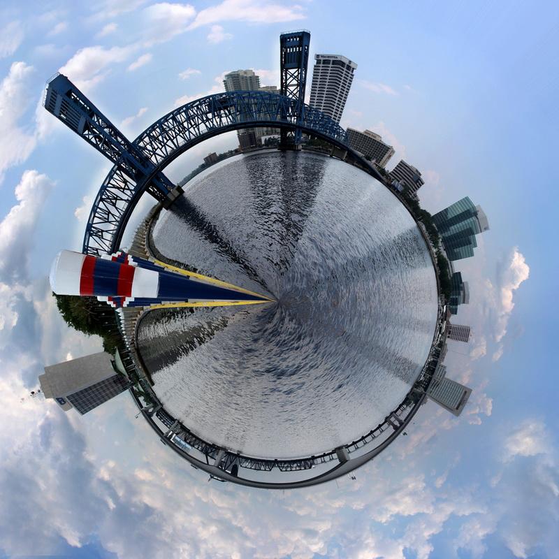 panoramic planet