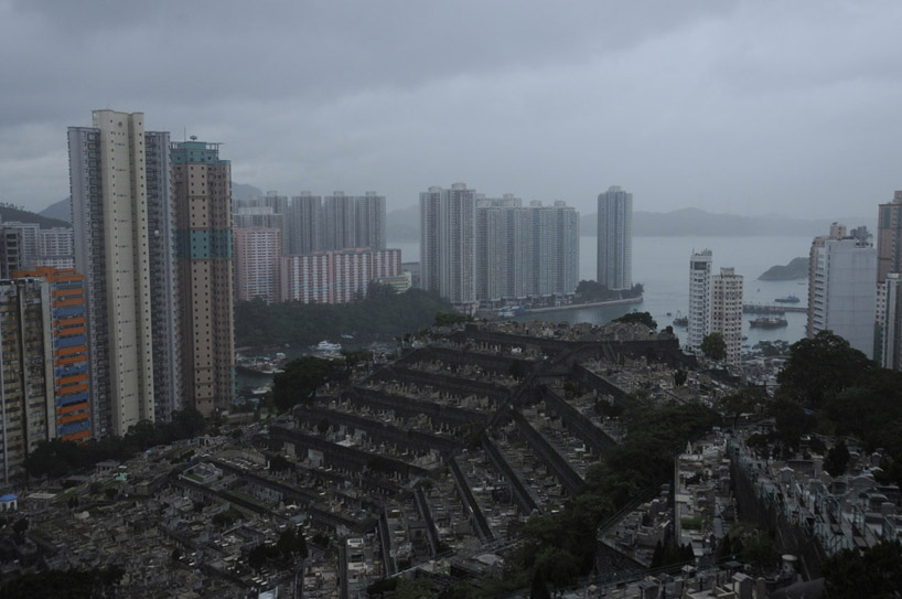 кладбища Гонконга