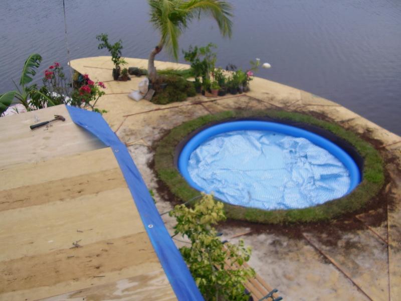 Spiral Island: Водоём