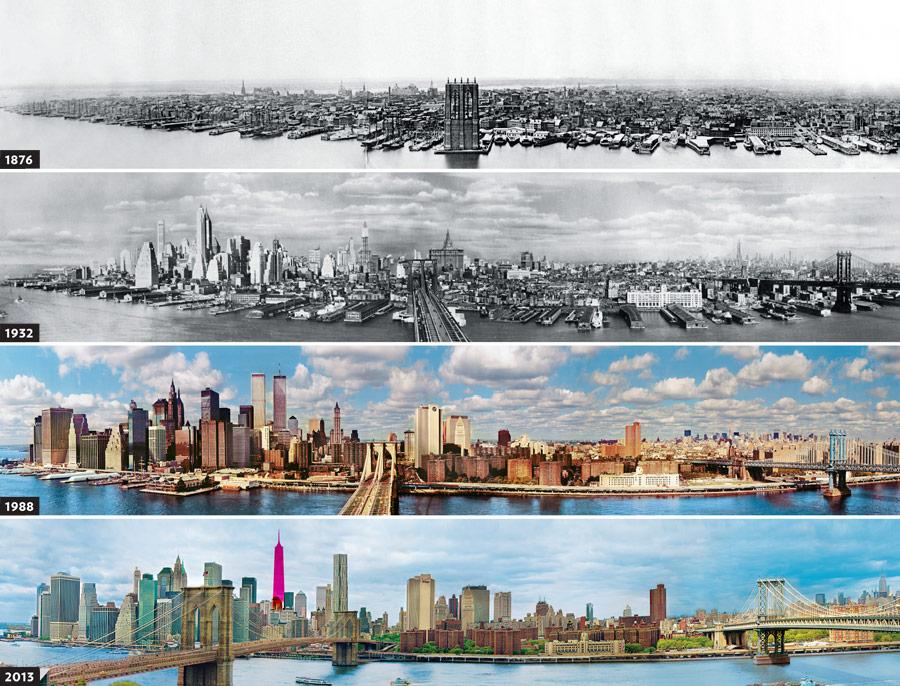 New York (1876 - 2013)