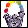 juggling a rainbow