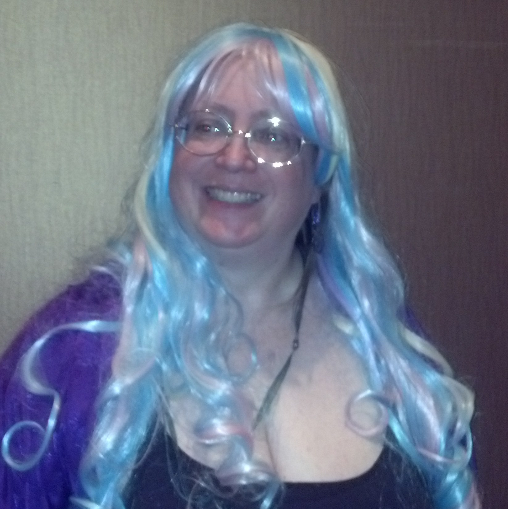 Deirdre at Capricon 2014