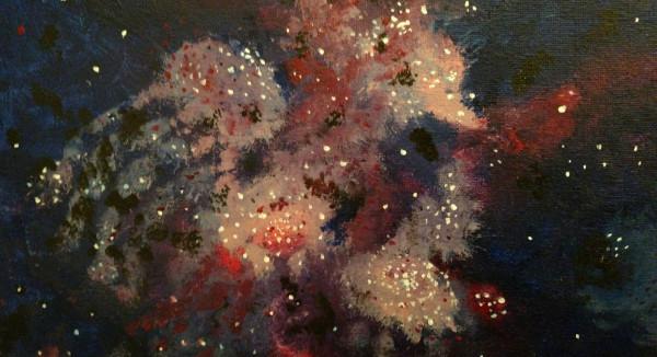 Gryphon Nebula for Sketchfest January 2015