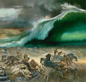 Crossing The Red Sea Neville Dear 1964.jpg