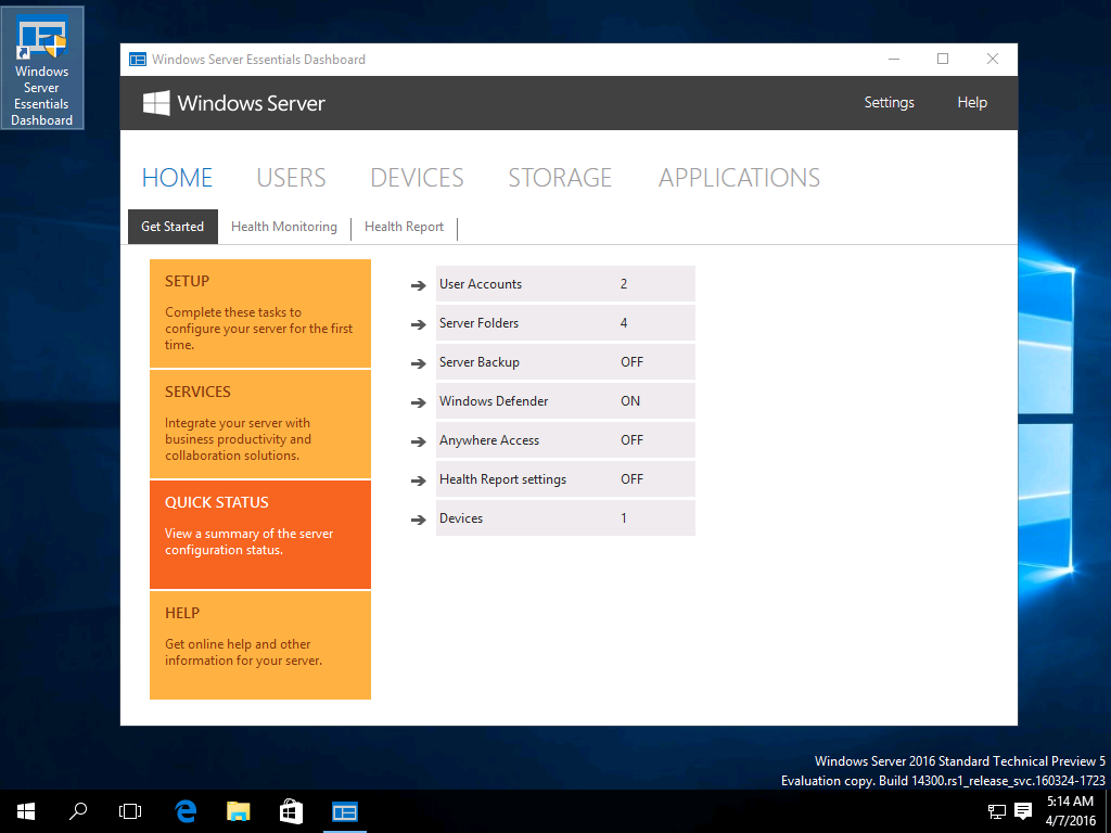 new features of windows server 2012