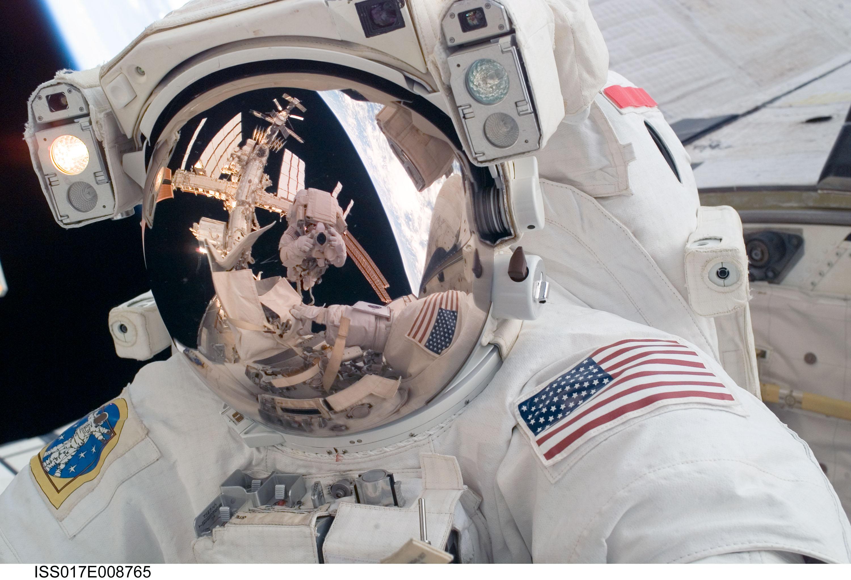 фото космонавта оригинал