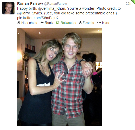Ronan Farrow  RonanFarrow  on Twitter