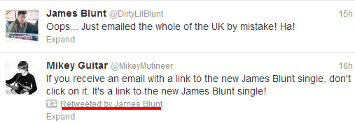 James Blunt  DirtyLilBlunt  on Twitter