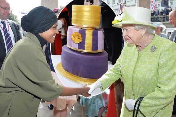 """Great British Bake Off"" winner Nadiya appears on Desert ..."