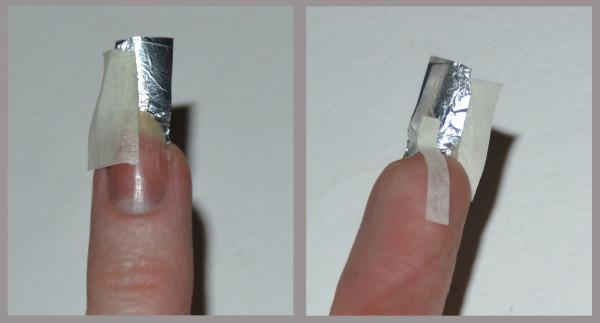 Откололся кусочек ногтя на пальце руки