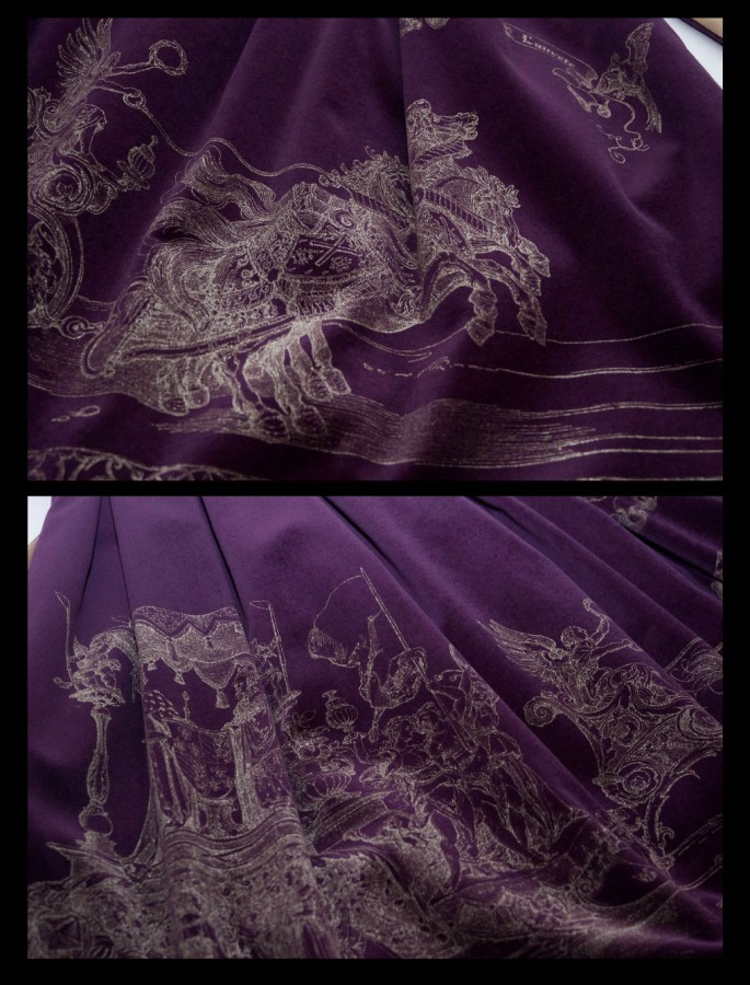 Krad Marriage Purple Details1