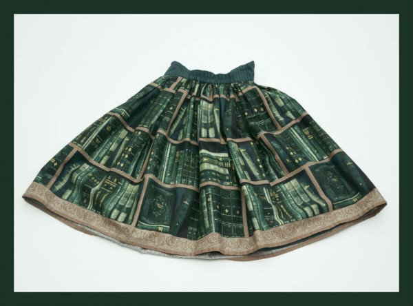 IW Library Skirt Whole1