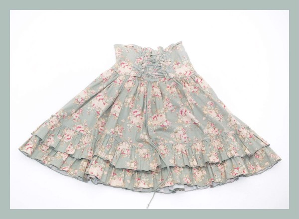 Bodyline Floral Grey Full1