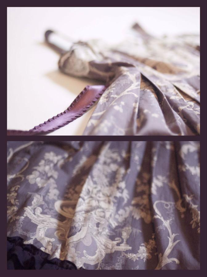 Millefleurs - Purple JSK Detail1