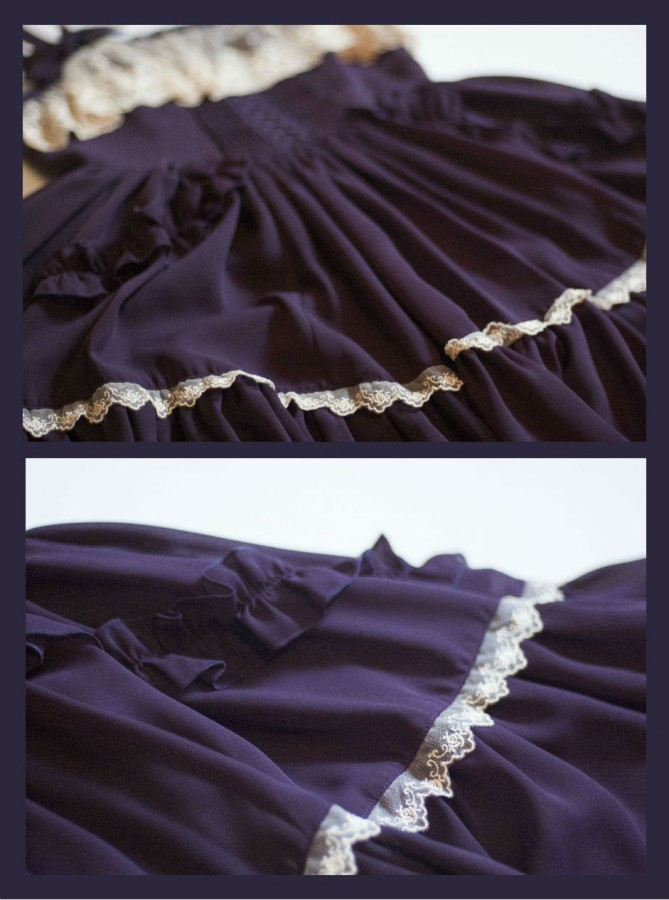MM - Purple Chiffon Detail1