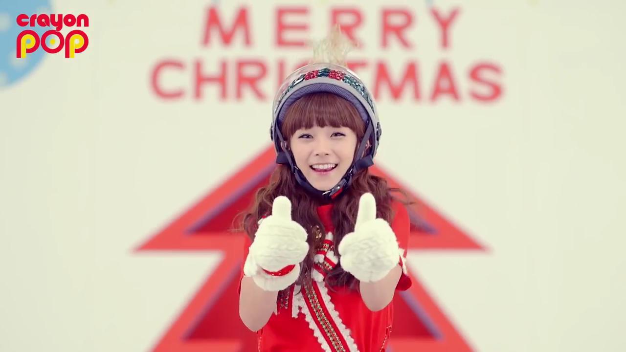 [Crayon Pop] 크레용팝 꾸리스마스(Lonely Christmas) M_V[(001773)11-09-29]