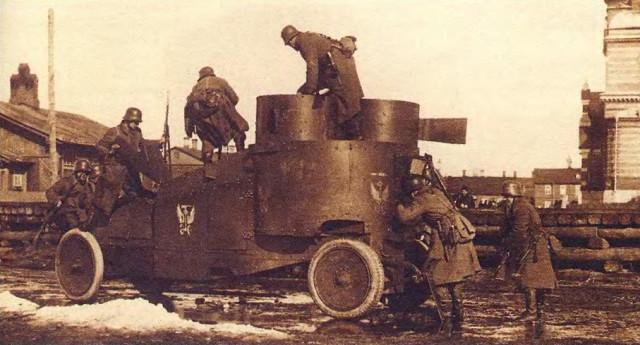 Загадки истории: Польский бастион. Новый взгляд