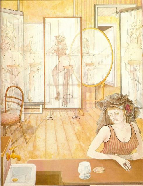 жесть , картины Жан-Мари Пумейроля