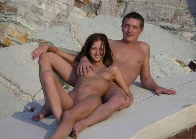 лето,пляж,нудисты