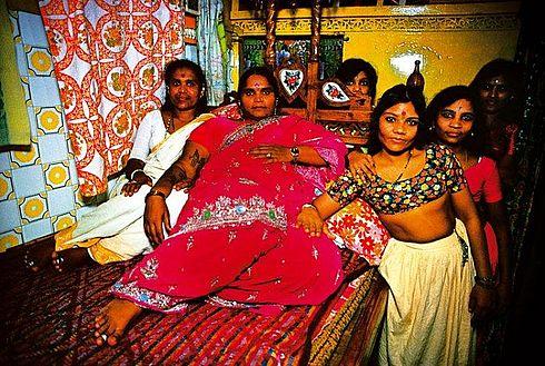 проституция в Индии