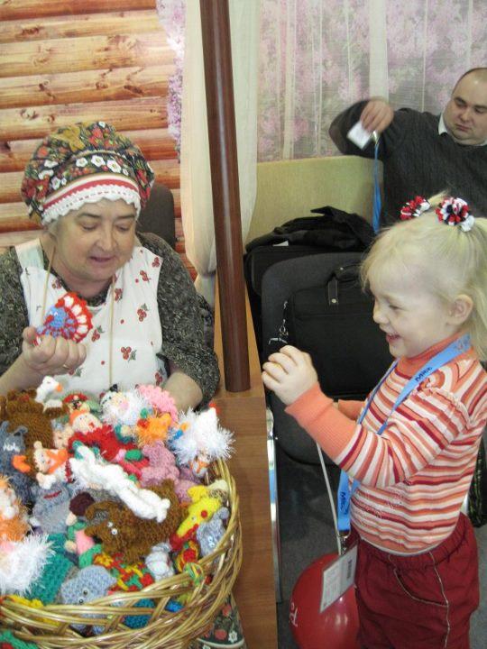 Липецкие бабушки
