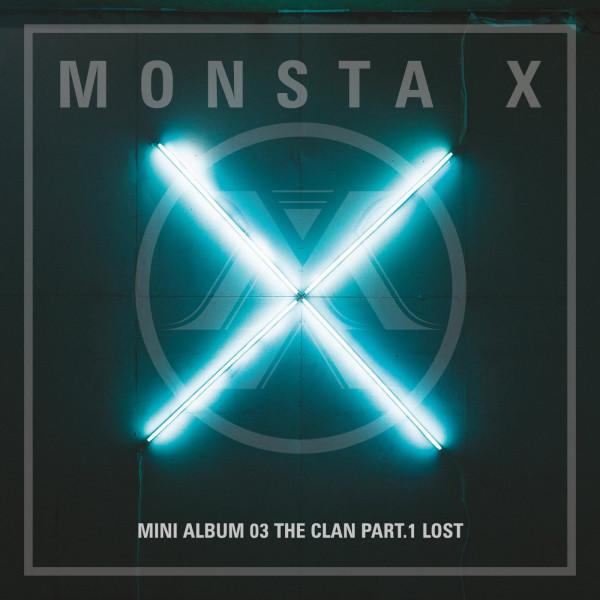 MONSTA X - THE CLAN Part.1 Album Cover + Naver Star Cast ... X Album Cover