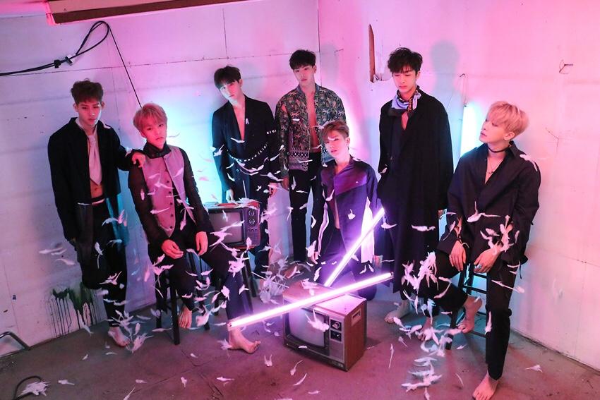 MONSTA X - THE CLAN Part.1 Album Cover + Naver Star Cast BTS Pics ...