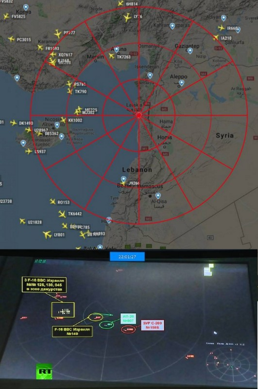 Глазастая безошибочная С-400 видит все ваши пассажирские самолёты