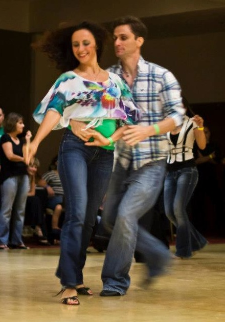 Adv Strictly Swing @ New England Dance Fest