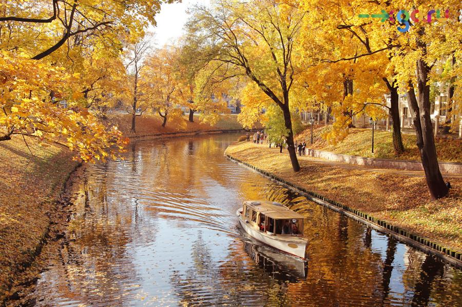 рига_осень