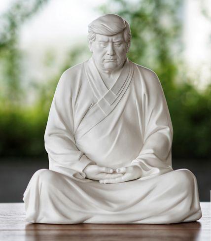 donald-trump-buddha