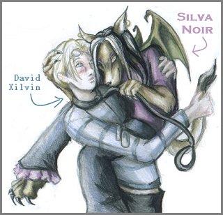Silva Noir and David Xilvrin