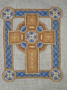 Teresa Wentzler's Celtic Cross