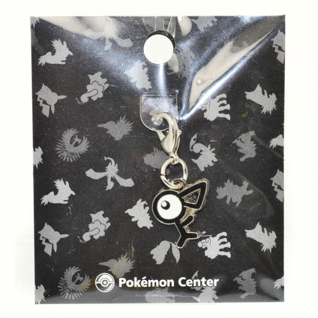 Pokemon Center Unown