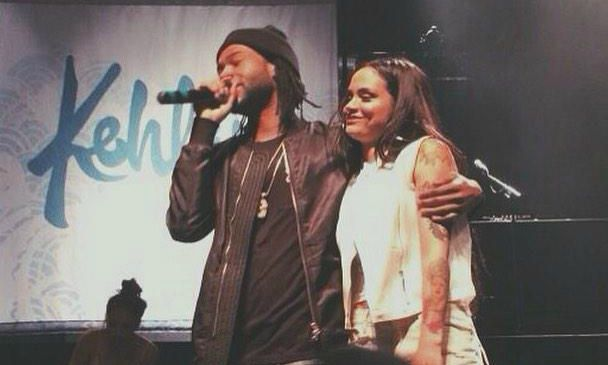 Kehlani dating pnd